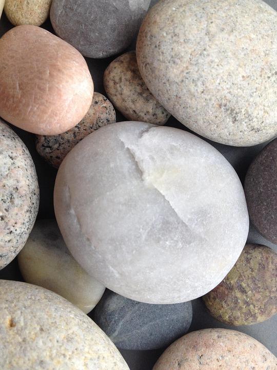 Stones, Pebbles, Natural