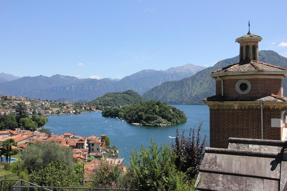 Water, Architecture, Travel, Lake, Nature, Lake Como