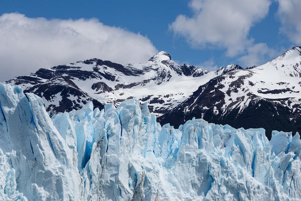 Glacier, Perito Moreno, Argentina, Patagonia, Nature