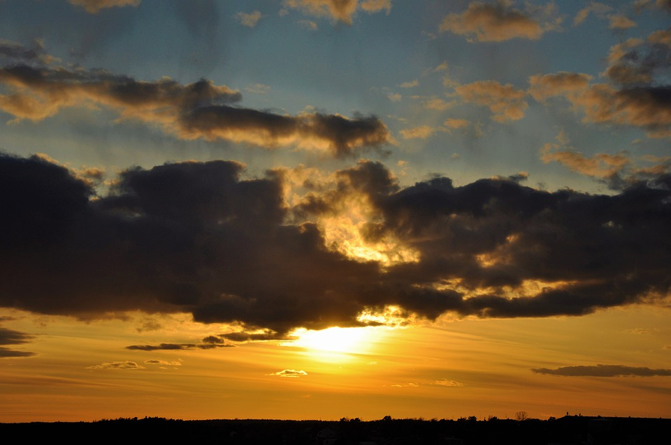 Himmel, Cloud, Nature, Sunset, Atmosphere, Evening