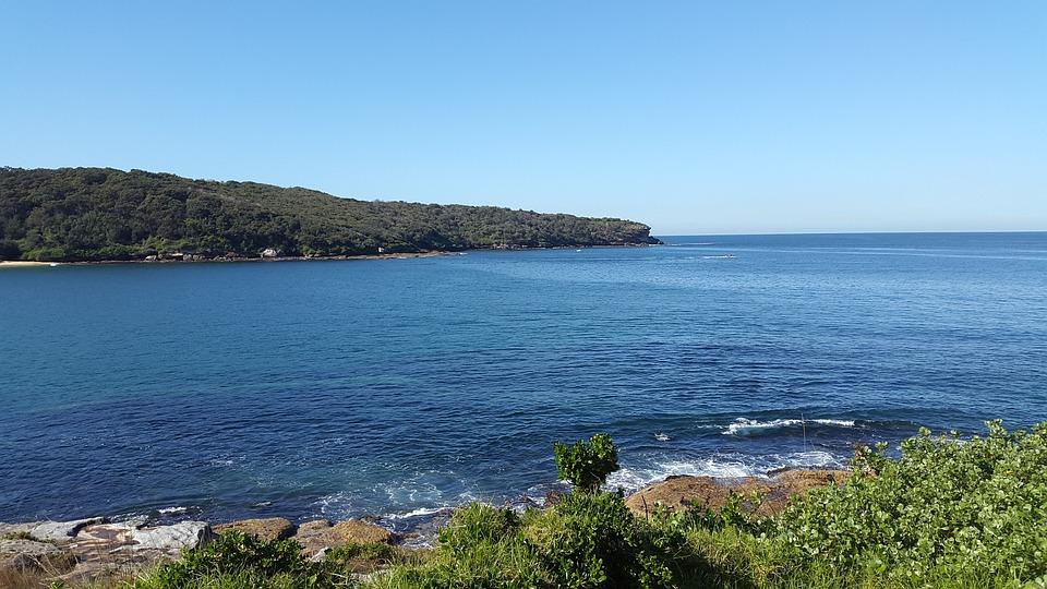 Australia, Nature, Sea