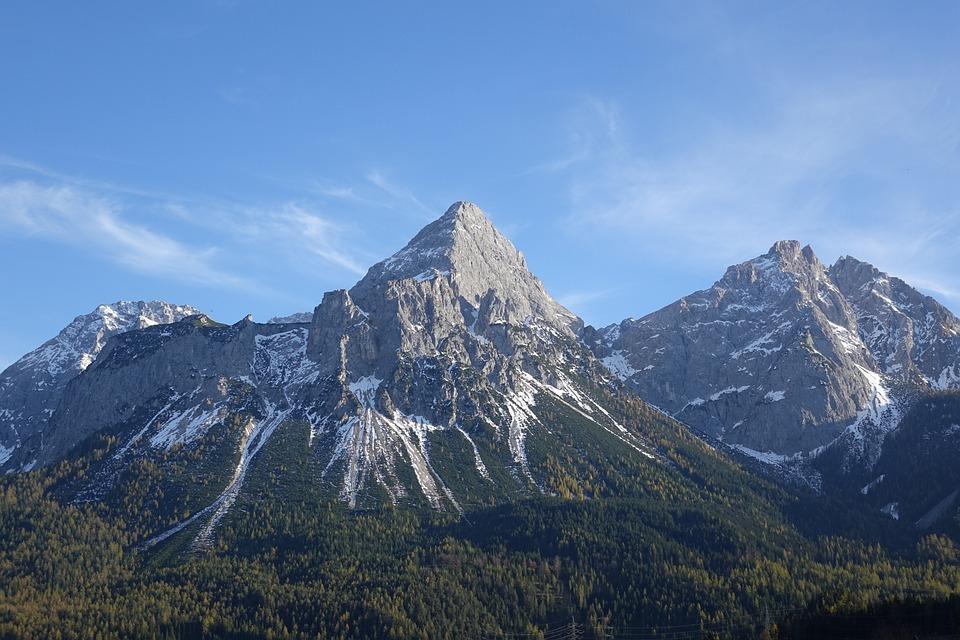 Alpine, Panorama, Mountain Landscape, Nature, Austria