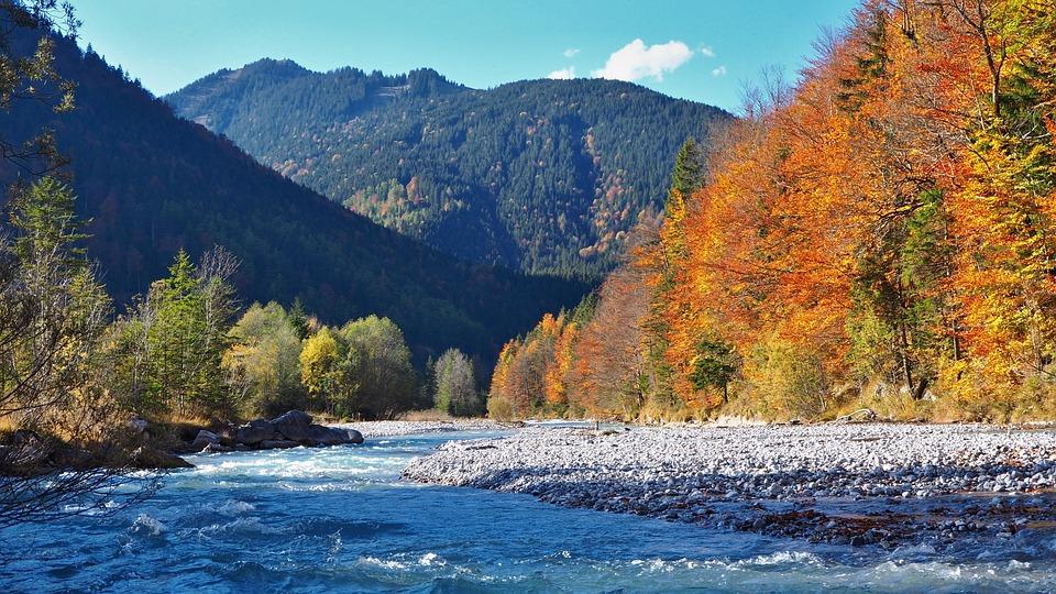 Nature, Landscape, Autumn, Autumn Mood, Golden Autumn
