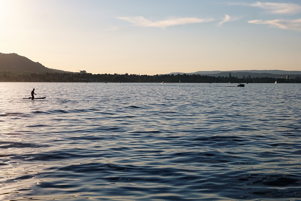 Lake Constance, Sail, Boot, Water, Nature, Autumn, Face