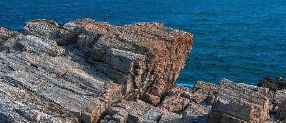Rock, Sea, Canada, Beach, Stones, Nature, Relax, Calm