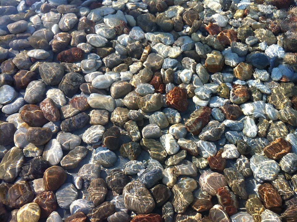 Nature, Sea, Beach
