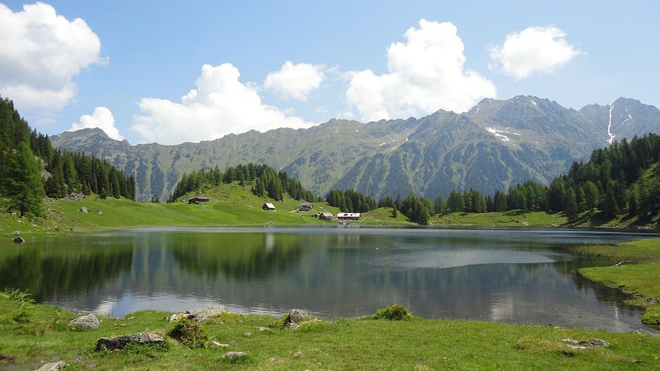 Nature, Bergsee, Alpine, Water, Austria