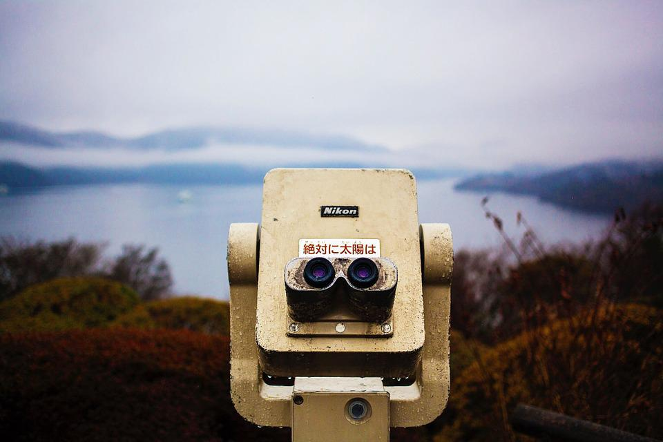 View, Looking, Nature, Adventure, Travel, Binoculars