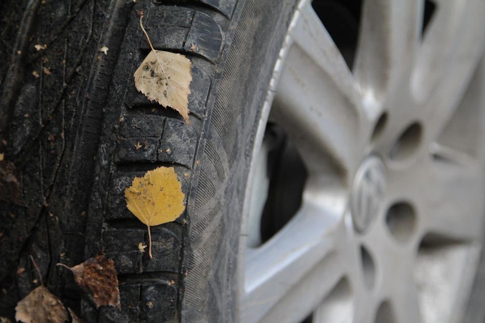 Wheel, Car, Nature