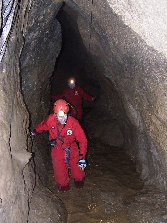 Cave, Karst, Water, Depths Of, Darkness, Nature, Caver