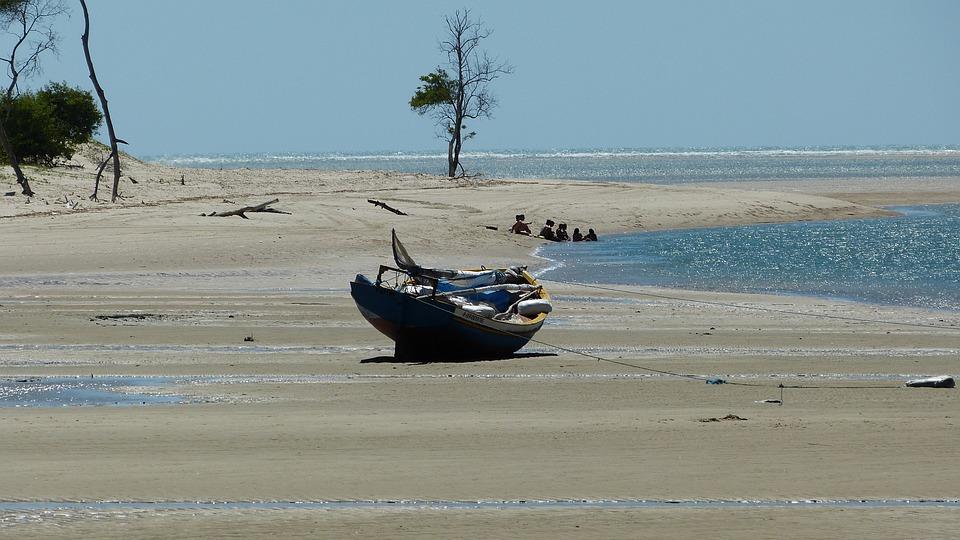 Ceara, Fortim, Nature, Sea, Fishing, Boat, Water, Mood