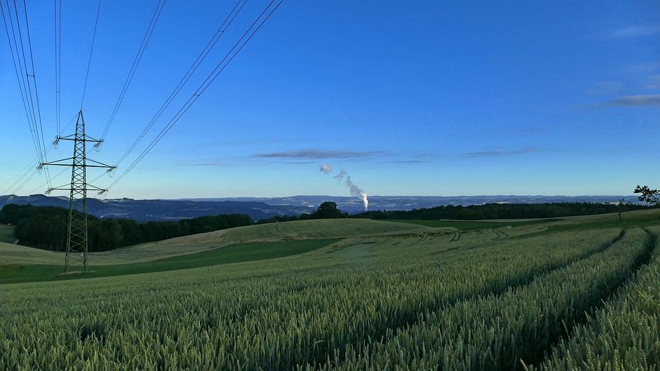 Landscape, Nature, Field, Cereals, Agriculture