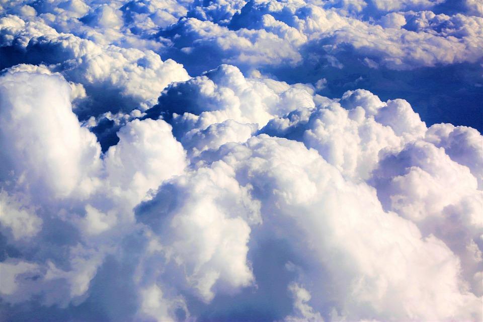 Clouds, Sky, Nature, Air, Cloud