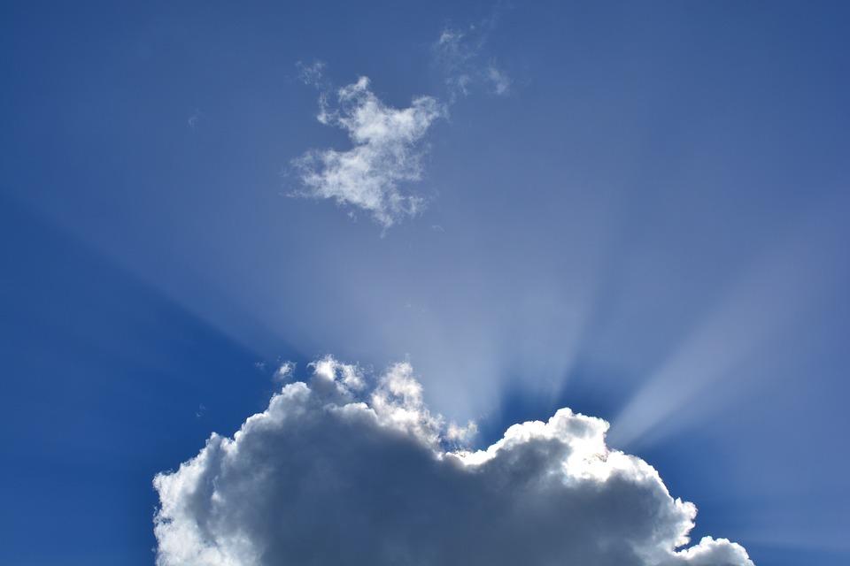 Clouds, Nature, Clouds Form, Dark Clouds, Sky, Blue