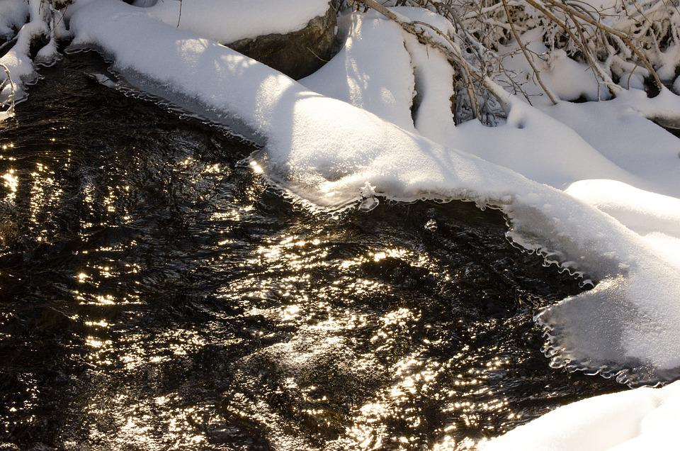 Nature, Winter, Snow, Season, Outdoors, Cold, Water