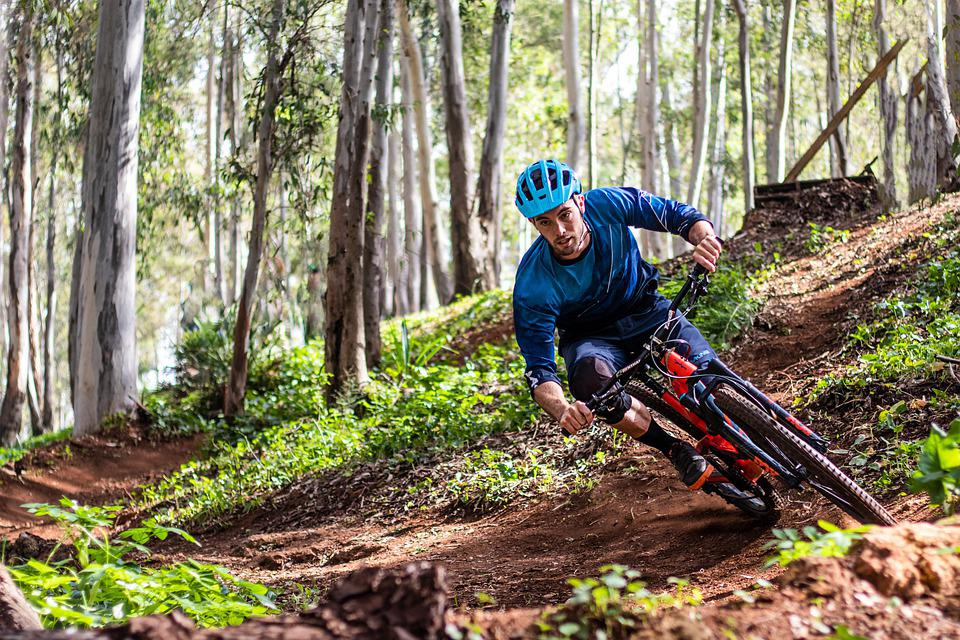 Bicycle, Cyclist, Mountain, Adventure, Sport, Nature