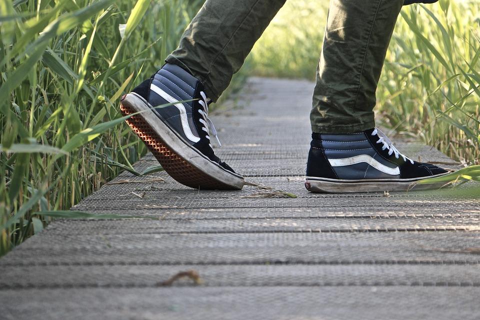 High Grass, Walk, Relax, Enjoy, Grasses, Nature