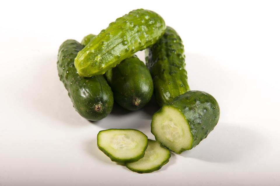 Green, Cucumbers, Vegetables, Vegetable, Huerta, Nature