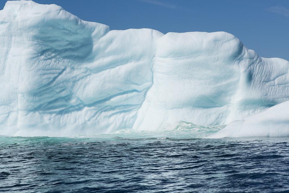 Ice, Water, Sea, Cold, Nature, Berg, Ocean, Iceberg