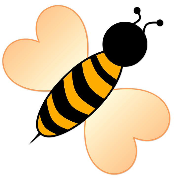 Bee, Insect, Animal, Pet, Nature, Honey, Illustration