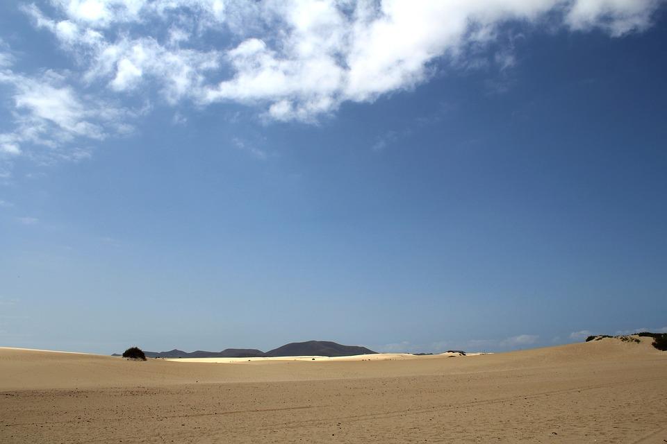 Dunes, Sand, Sky, Island, Nature, Sand Dunes, Outdoor
