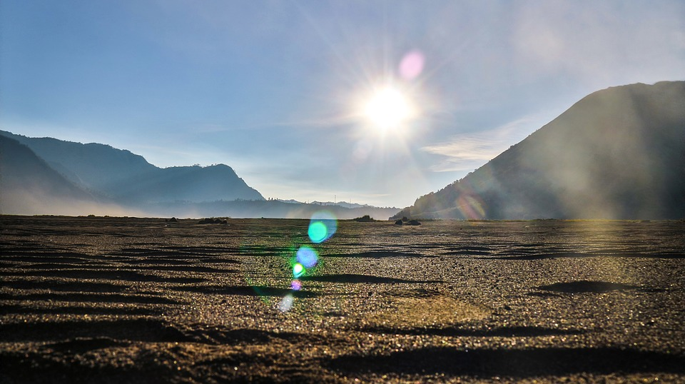 Bromo, Mountain, Indonesia, Nature, Landscape, Java