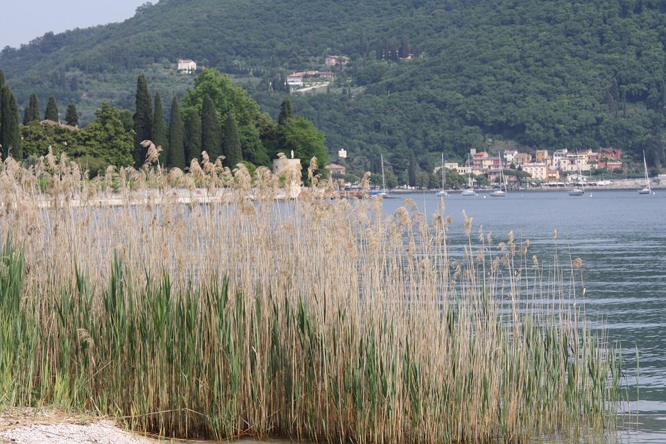 Garda, Lake, Mountains, Nature