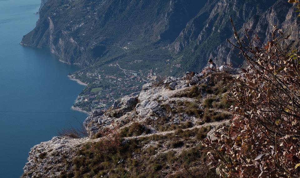 Lake, Mountain, Solitude, Landscape, Water, Nature