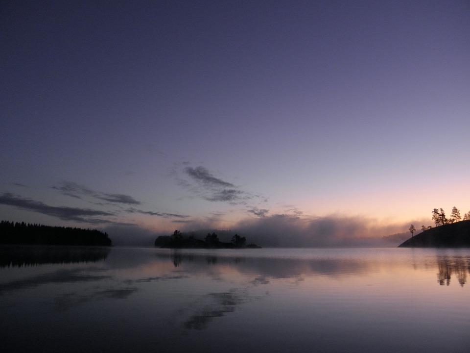 Finnish, Savonlinna, Saimaa, Nature, Sky, Water, Lake