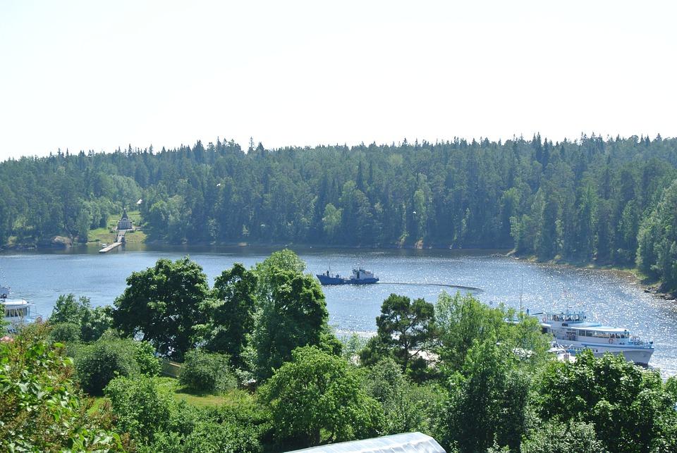 Nature, Ladoga, Lake, Landscape, Summer, Beach, Tourism