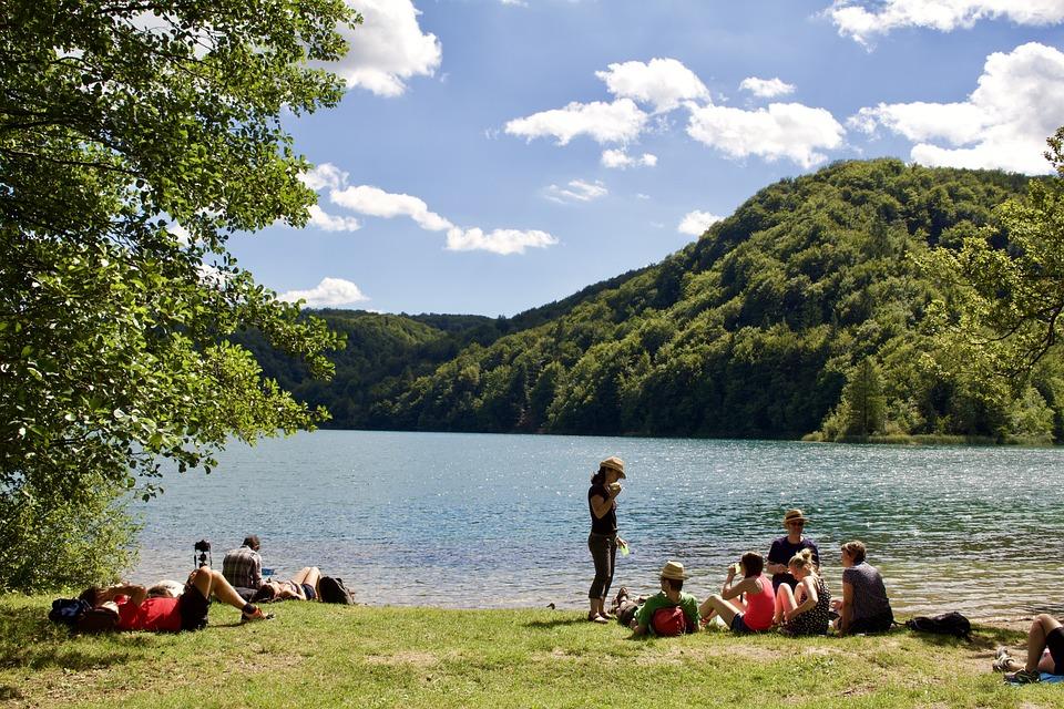 Croatia, Plitvice, Lakes, Waterfall, Nature, Water