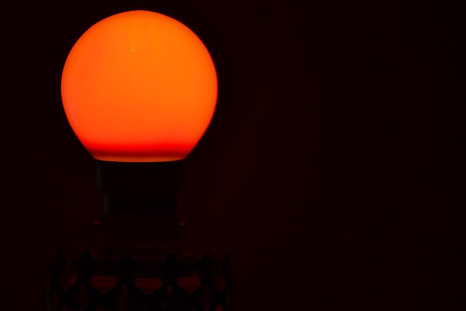 Lamp, Sun, Light, Nature, Sky, Twilight, City, Evening