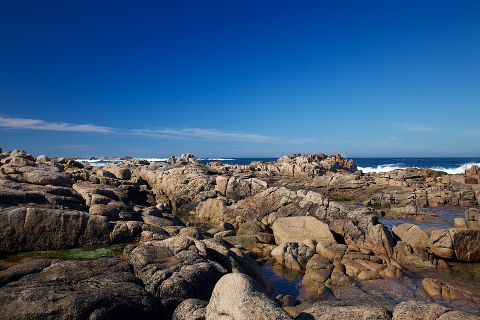 Costa, Sea, Nature, Costa Da Morte, Galicia, Landscape