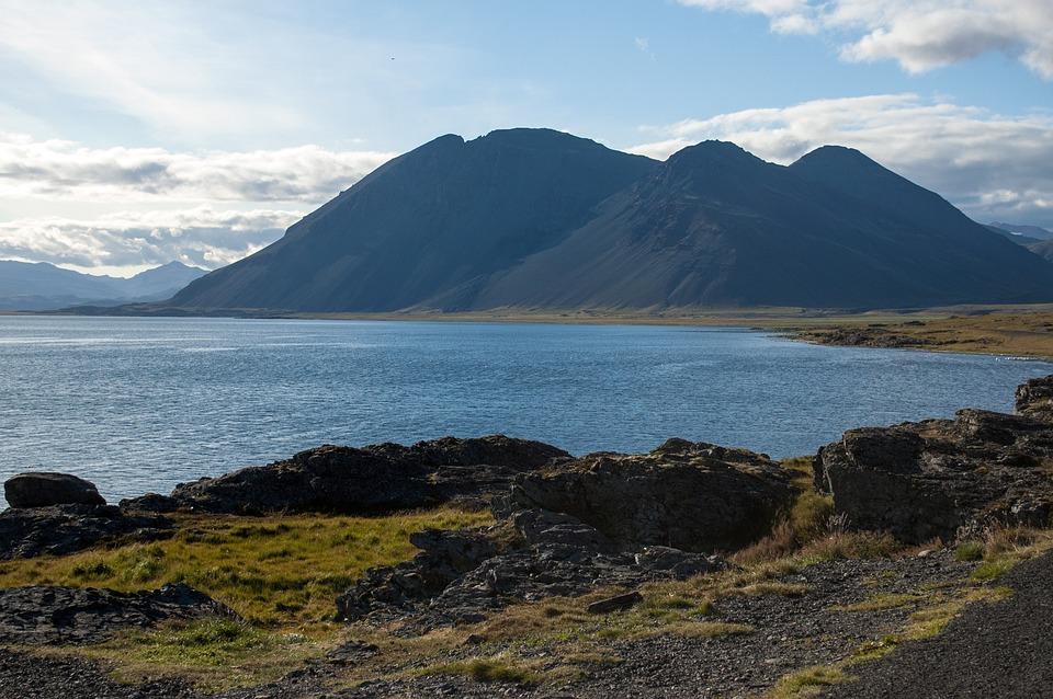 Mountain, Lake, Landscape, Nature, High Mountains