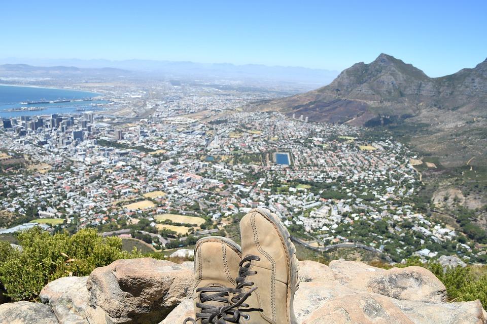 Hiking, Nature, Mountain, Landscape, Travel, Sky