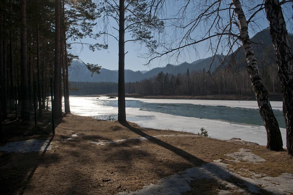 Altai, Siberia, Mountains, Nature, Summer, Landscape