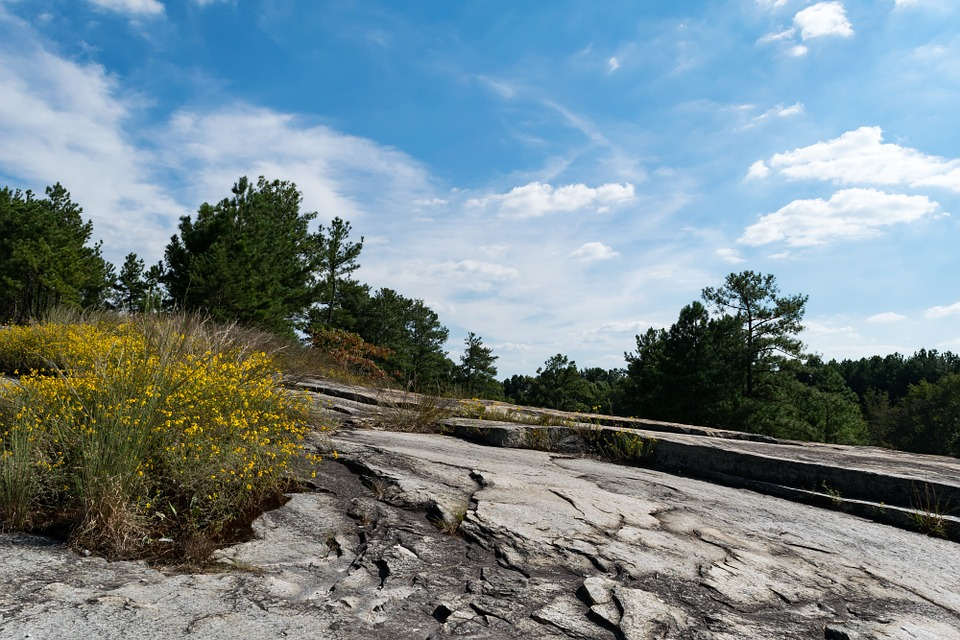 Outdoors, Stone Mountain Park, Nature, Landscape