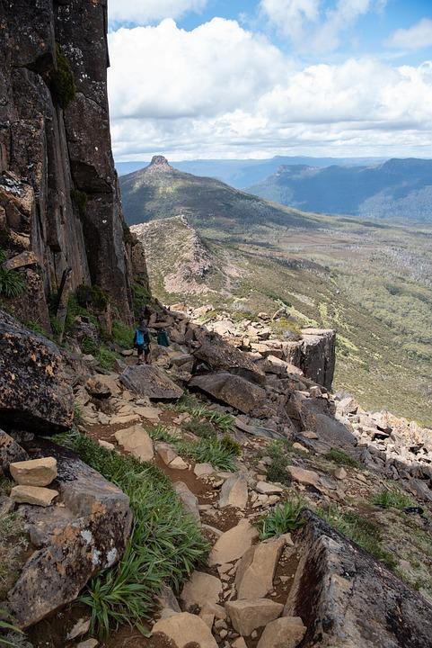 Overland Track, Tasmania, Wilderness, Nature, Landscape
