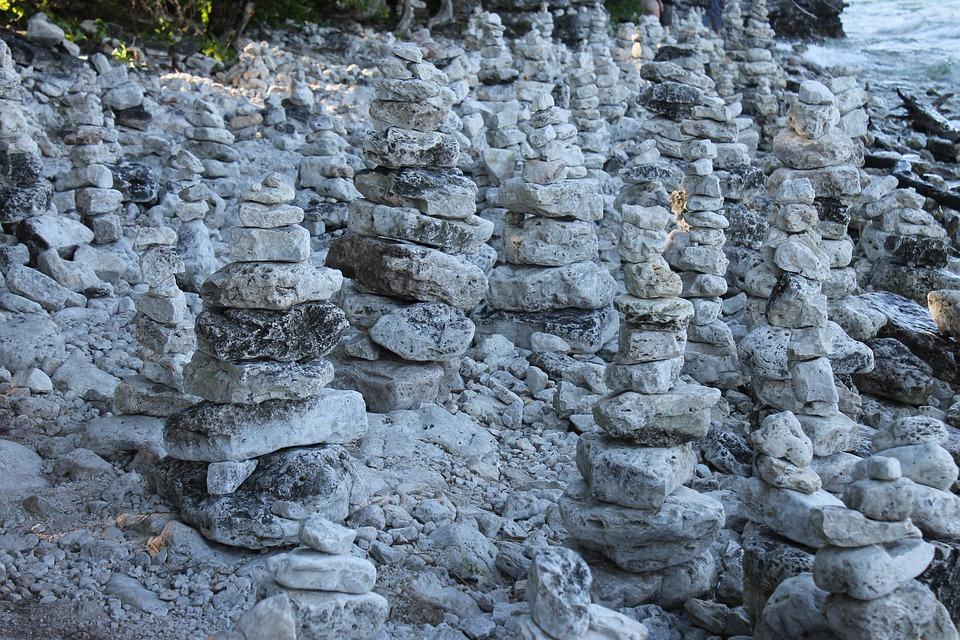 Rock, Monument, Nature