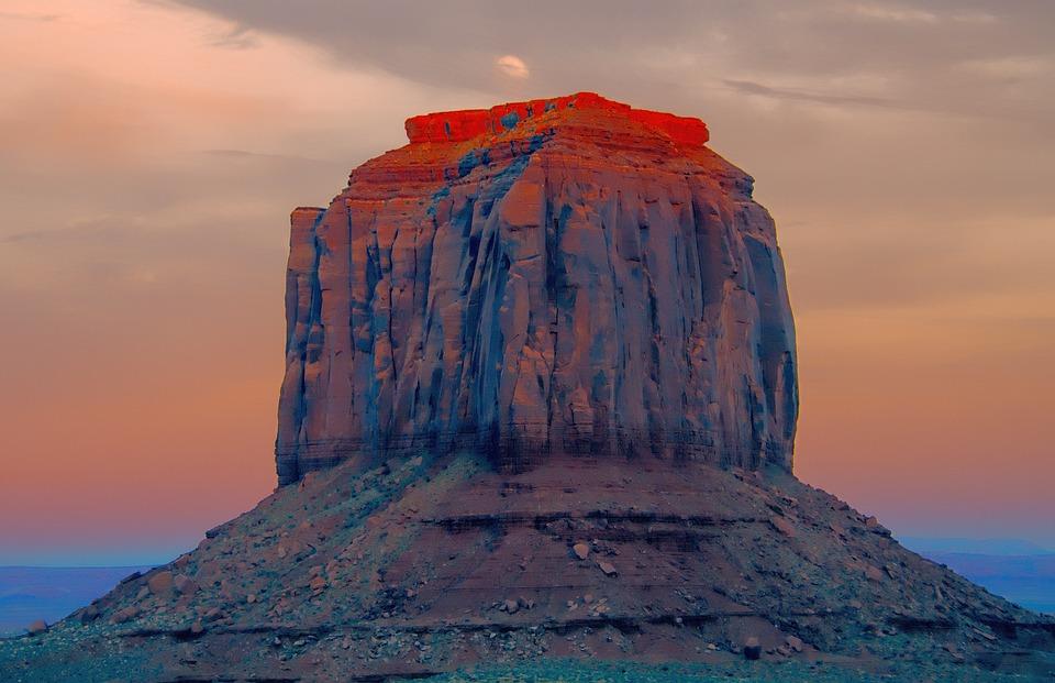 Monument Valley, Landmark, Utah, Landscape, Usa, Nature