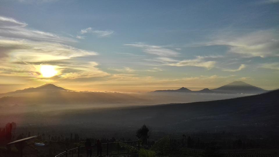 View, Nature, Highlands, Mount, The Landscape, Peak