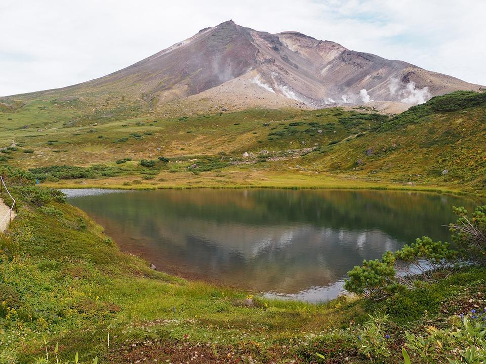 Mountain, Lake, Nature, Landscape, Mountains, Water