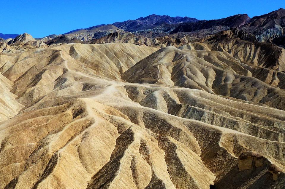 Nature, National Park, Usa, Landscape, Mountain, Travel