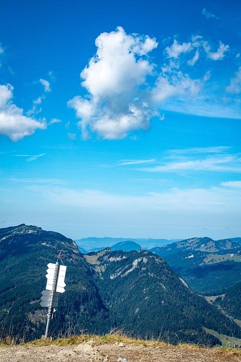 Mountains, Hiking, Alpine, Panorama, Nature, Hike