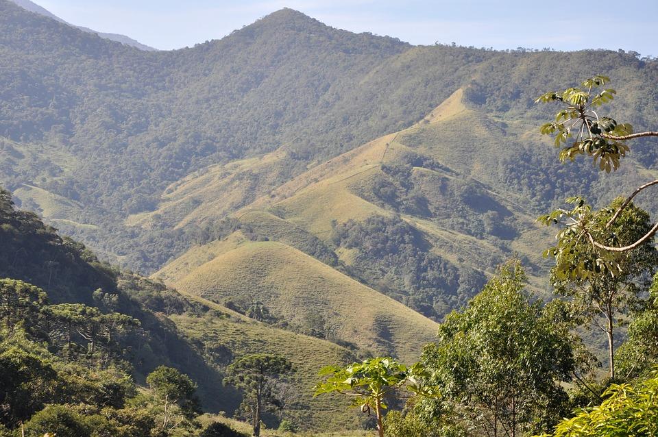 Mountains, Nature, Green, Serra, Landscape, Vista