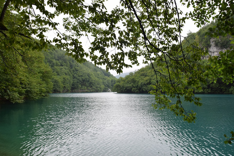Nature, Lake, Forest, Landscape, Water, Mountains
