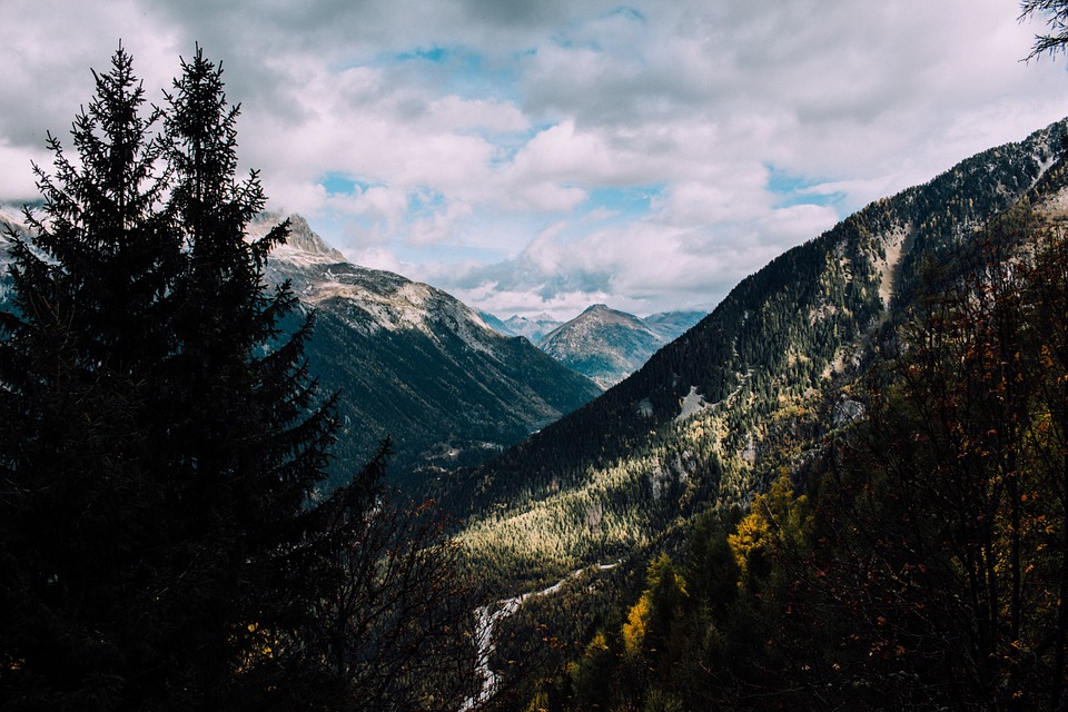 Nature, Mountains, Nature Landscape, View