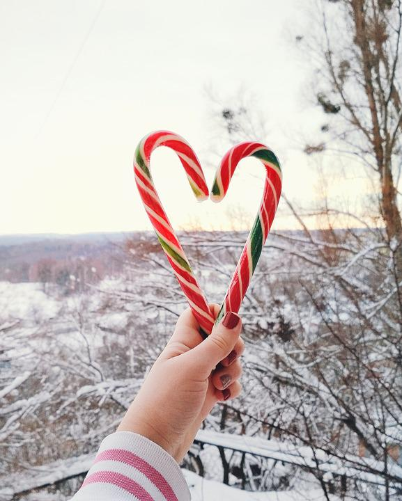 Nature, Candy, New Year's Eve, Mood, Holiday