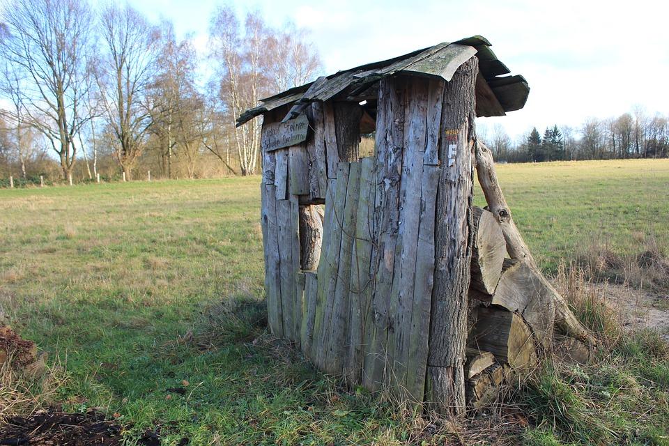 Log Cabin, Nature, Hut, Old, Scheuer, Barn