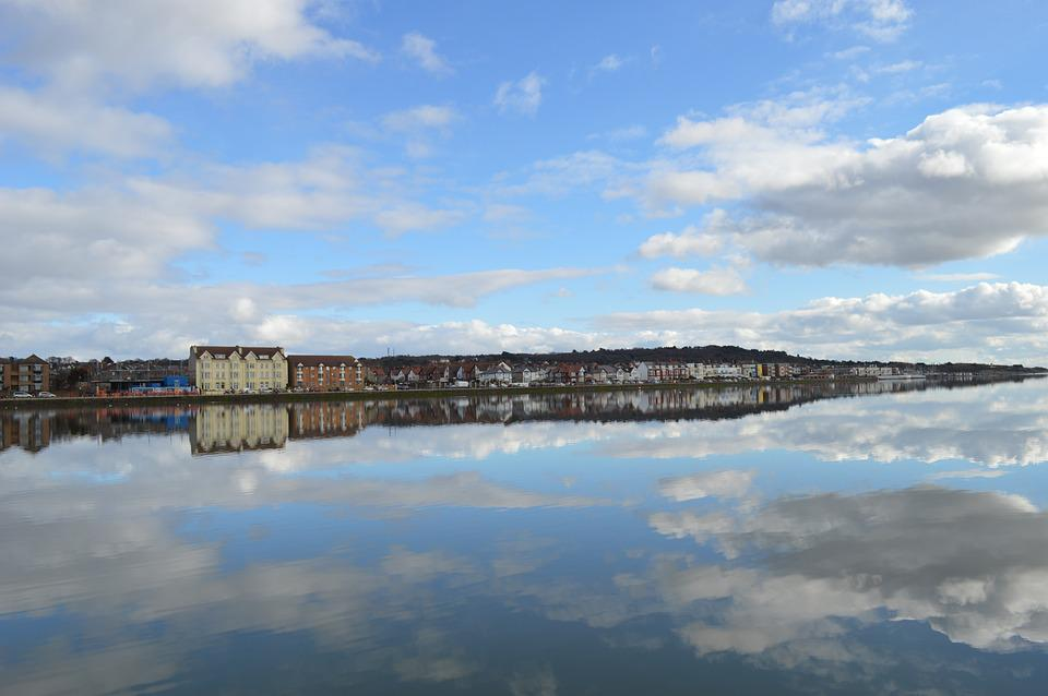 Water, Sky, Nature, Travel, Outdoors, Reflection